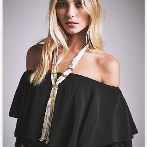Free People Open Road Necklace